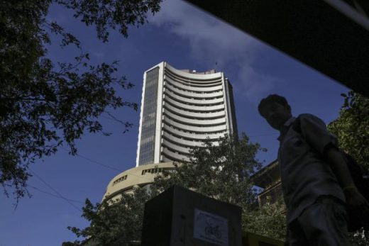 Sensex Index Posts Longest String of Losses Since India's Budget