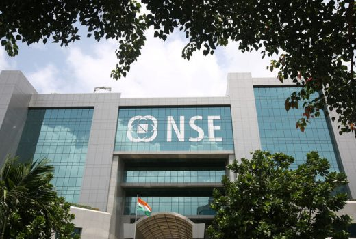 India stocks lower at close of trade; Nifty 50 down 8.30%