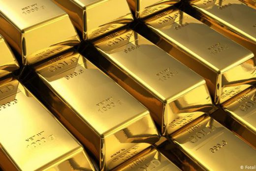 Yellow metal trades higher; buy for a target of Rs 47,850, say experts