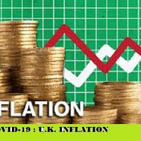 Covid-19: UK inflation eases to 0.2% on temporary steps to aid spending