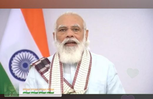 In view of the prevailing COVID-19 crisis in the nation, Prime Minister Narendra Modi on Thursday (April 22) canceled his visit to poll......
