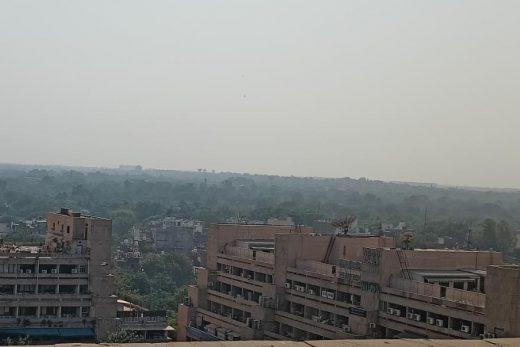 Delhi AQI